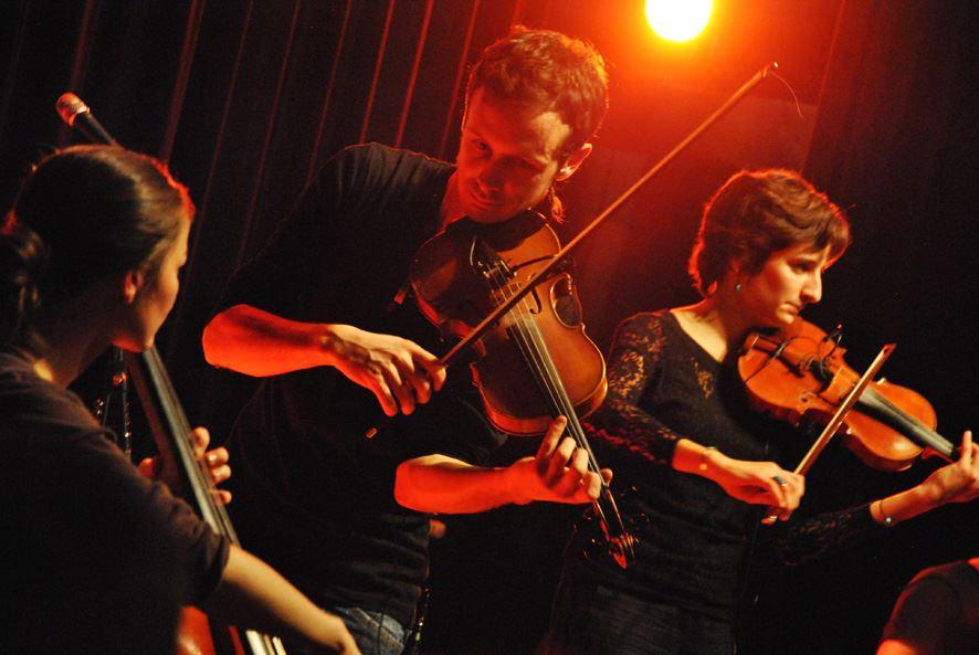 Dour/Le Pottier Quartet