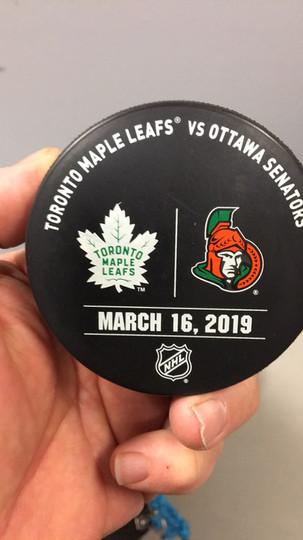 Ottawa beats Toronto again