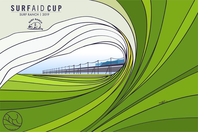SURFAID CUP SURF RANCH