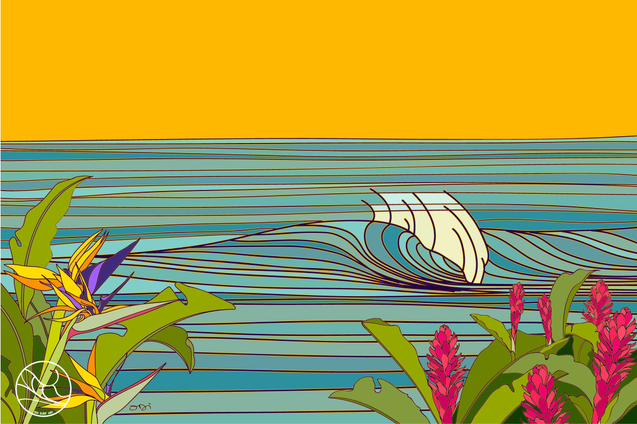 SURF OF PARADISE