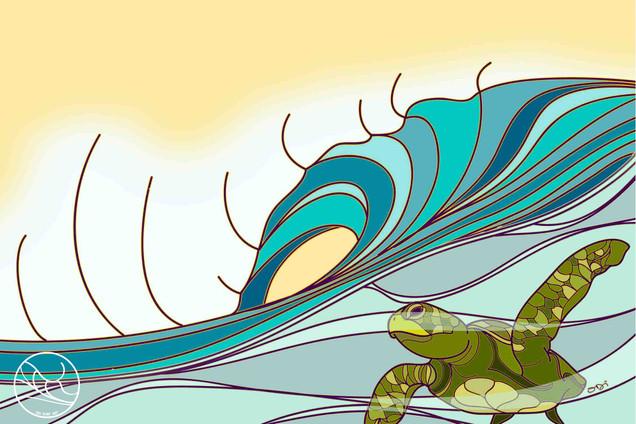 SURFING HONU