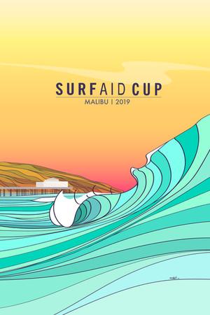 SURFAID CUP MALIBU 2019