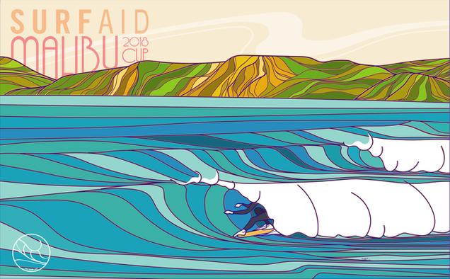 SURFAID CUP MALIBU 2018