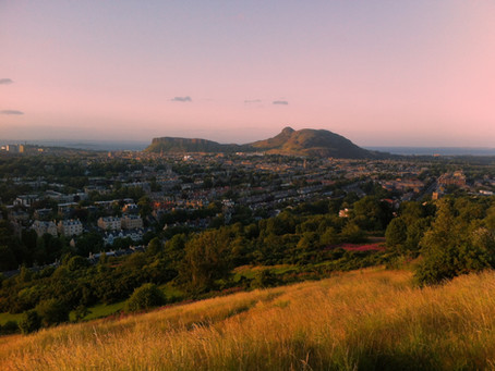 Top 5 Hills and Viewpoints in Edinburgh
