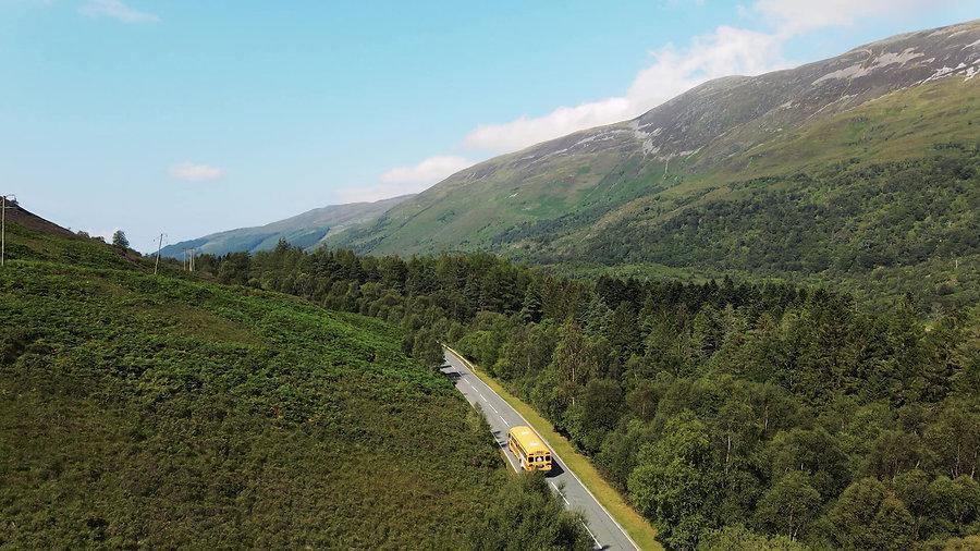 The Bonnie Camper // Scottish Highlands
