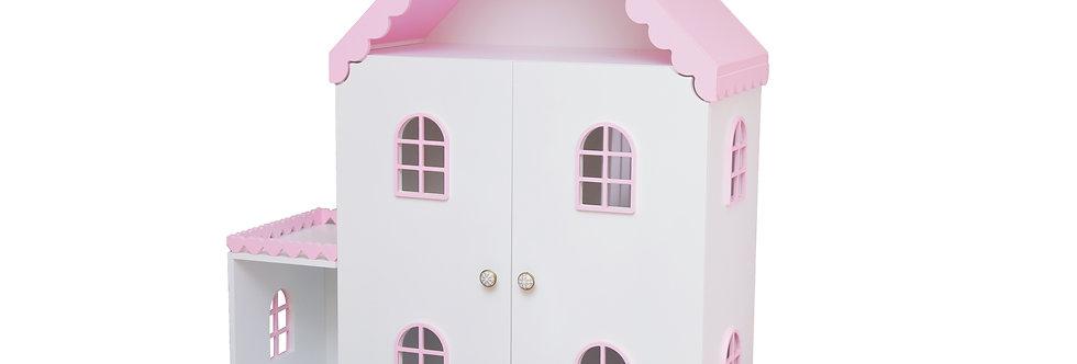 """Кукольный домик """"Снежана"""" с дверками"""