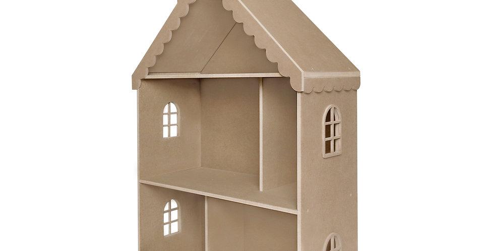 """Кукольный домик """"Вероника"""" без покраски"""