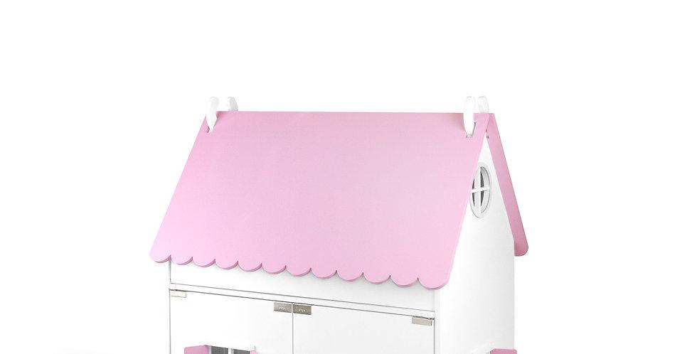 """Кукольный домик """"Лолли"""" со съемной крышей"""