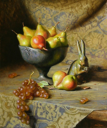 Rabbit and Pears