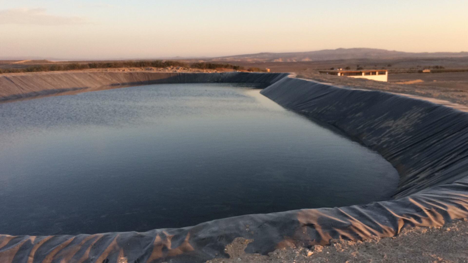 Reservorio Alamein 5