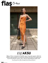 Elif Aksu for VOGUE Türkiye