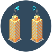 Expert Wireless building point to point in Australia