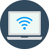 Wi-Fi coverage and signal strength