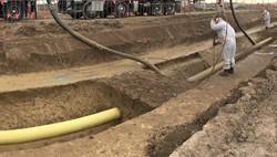 Hydro Excavation, Waste management