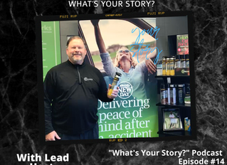 What's Your Story Podcast - Episode #14, Kevin Carter, President Colorworks Autobody