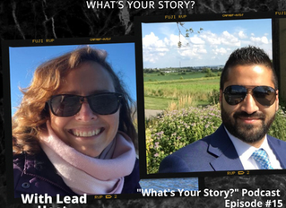 What's your story? Episode #15 - Beth Potter, President TIAO and Cyrus Copper Professor Centennial