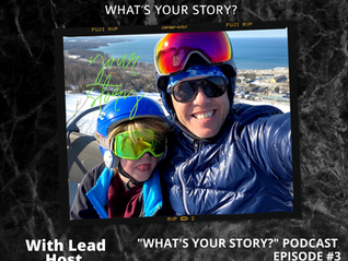What's your story: Episode #3  Mental Health support offer during Covid-19.