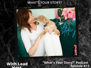 What's Your Story Podcast: Episode #13 - Jennifer Beale