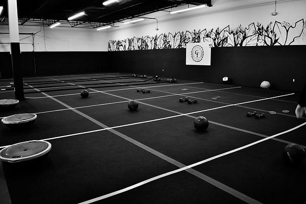 Compound Fitness Facility