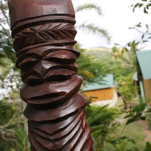 Sculpture Kanak