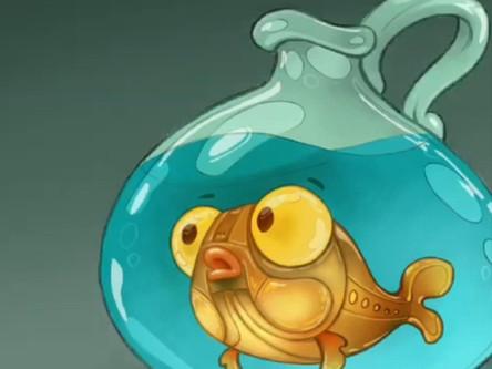 דג הזהב בפרוקריאט
