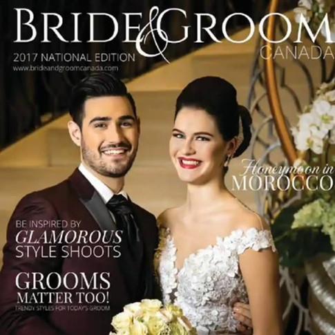 Bride & Groom Magazine (2017)
