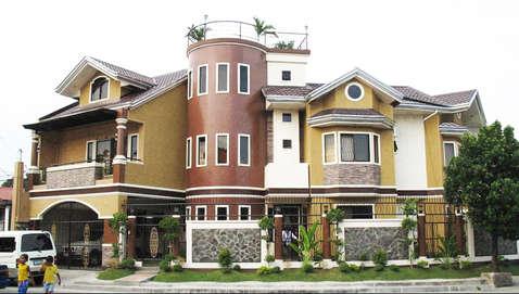 Balba's Mediterranean Two-storey Residential House