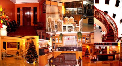 Garcia's Classical Interior
