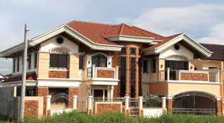 Bilango's Mediterranean Two-story Residential House