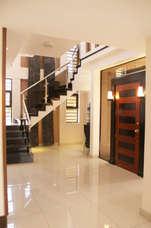 Cruz's Main Staircase and Main Door View