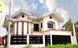 Belgira's Contemporary Two-story Residential House