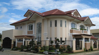 Robles' Mediterranean-inspired Two-story Residential House