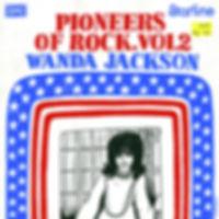 Wanda Jackson Albumn Cover