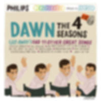 Dawn and The 4 Seasons Album Cover