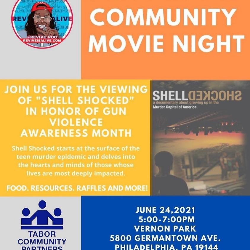 Unity In The Community Movie Night