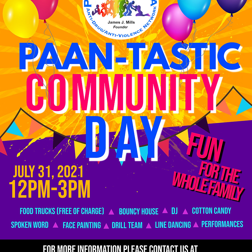 PAANtastic Community Day