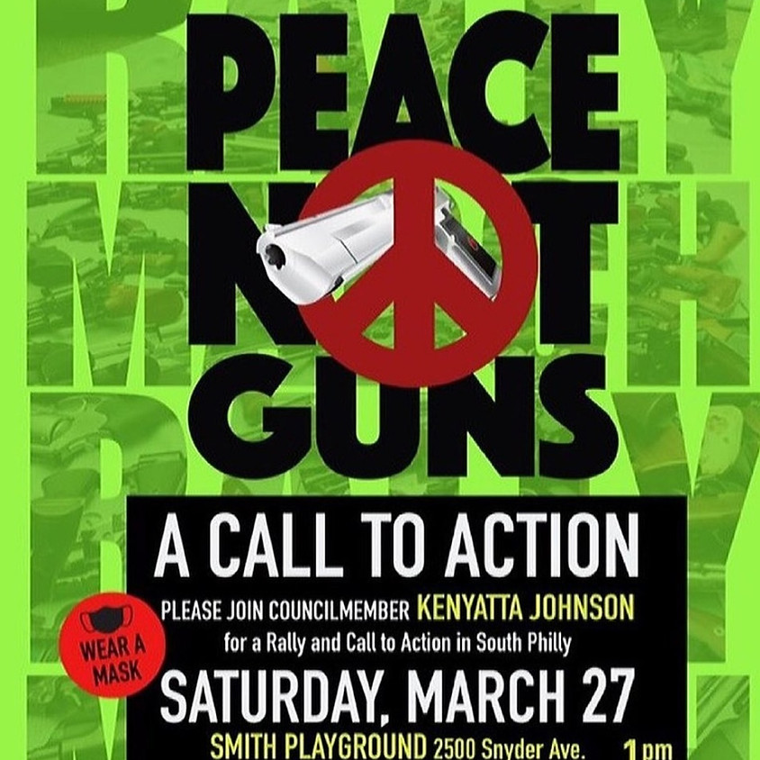 Save Our Children Peace Not Guns: A Call To Action