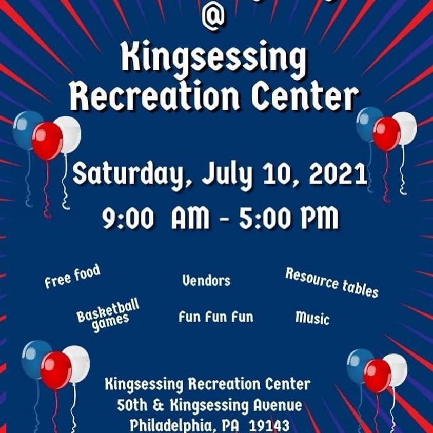 Kingsessing Recreation Center Community Day
