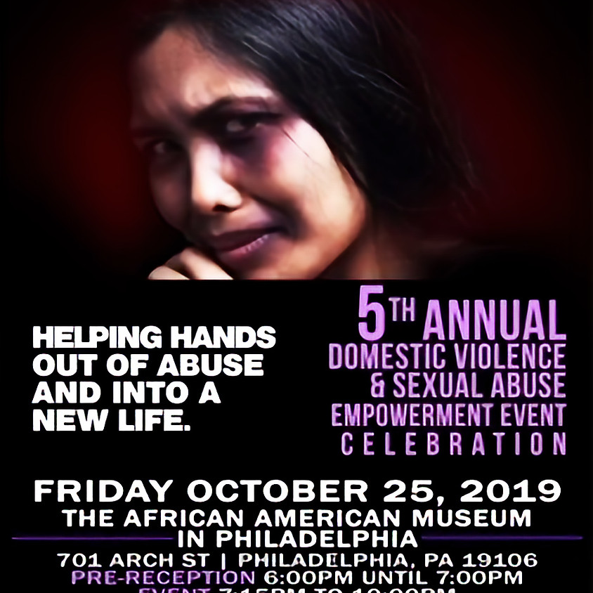 5th annual Domestic Violence & Sexual Abuse Empowerment Celebration