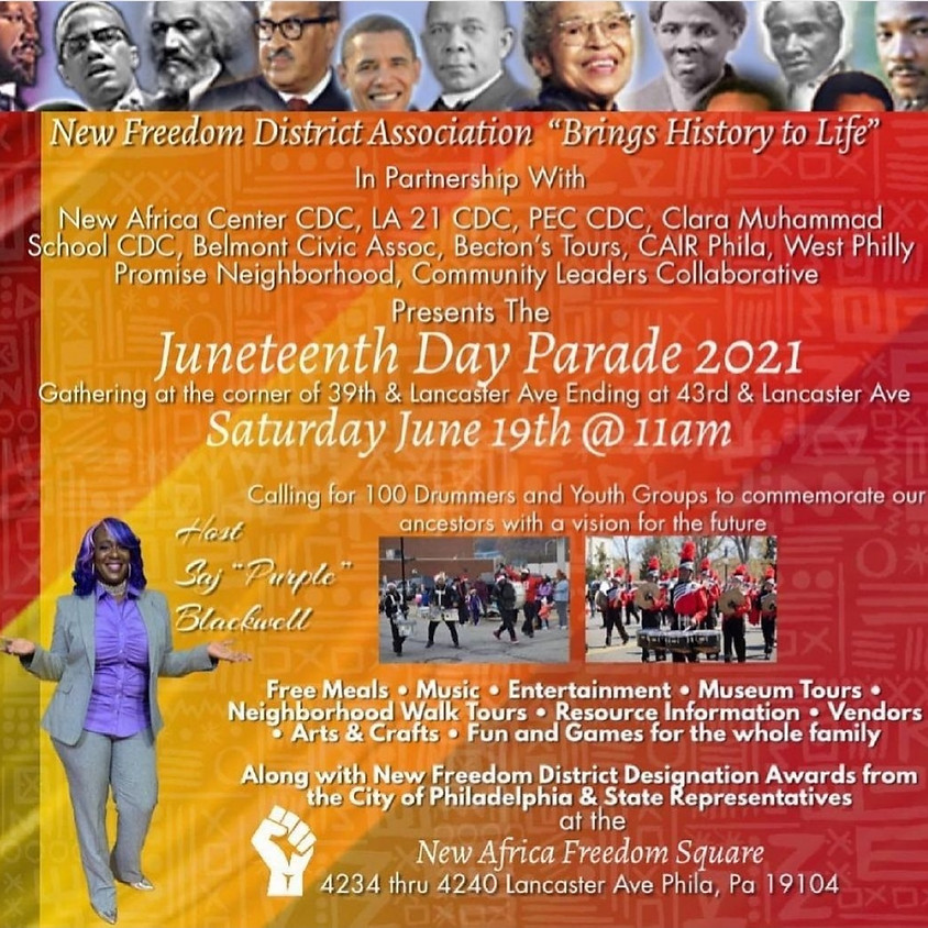 Juneteenth Day Parade