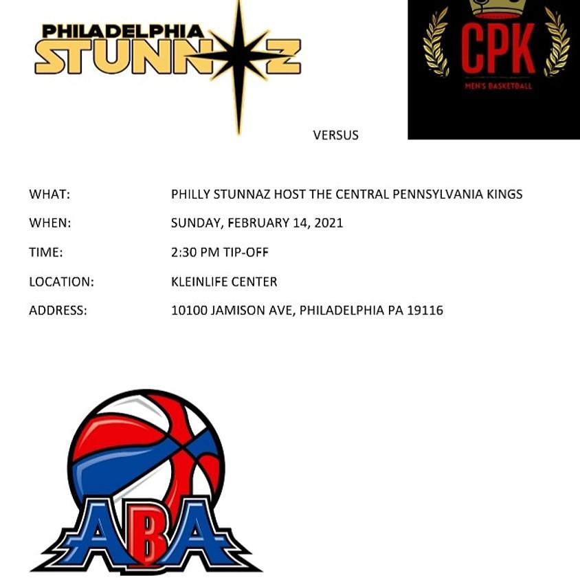 Philadelphia Stunnaz ABA Game