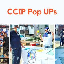 CCIP Pop Ups