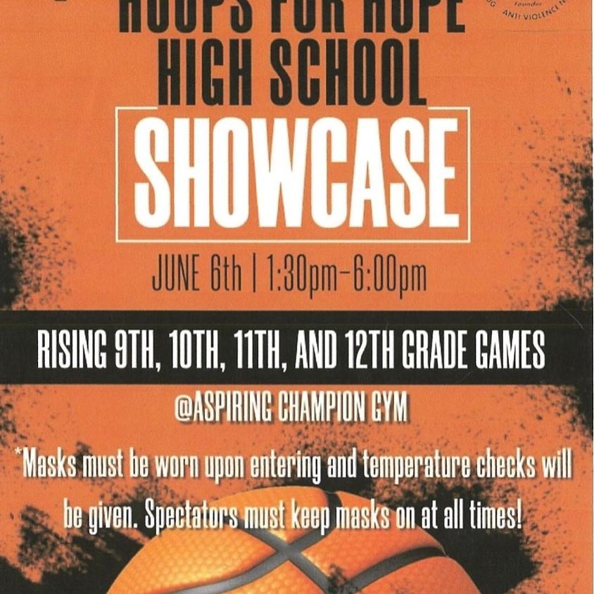 Hoops For Hope High School Showcase