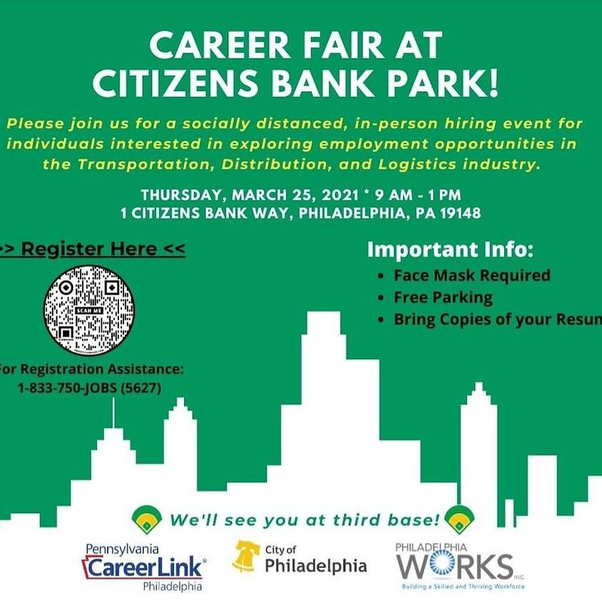 Career Fair at Citizen Bank Park