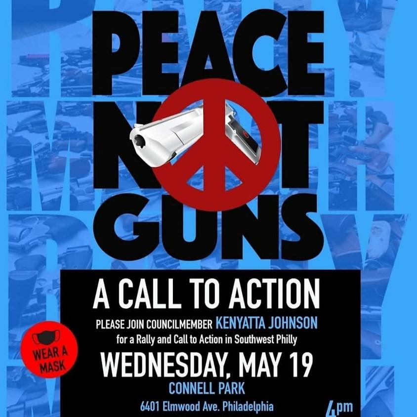 Peace Not Guns