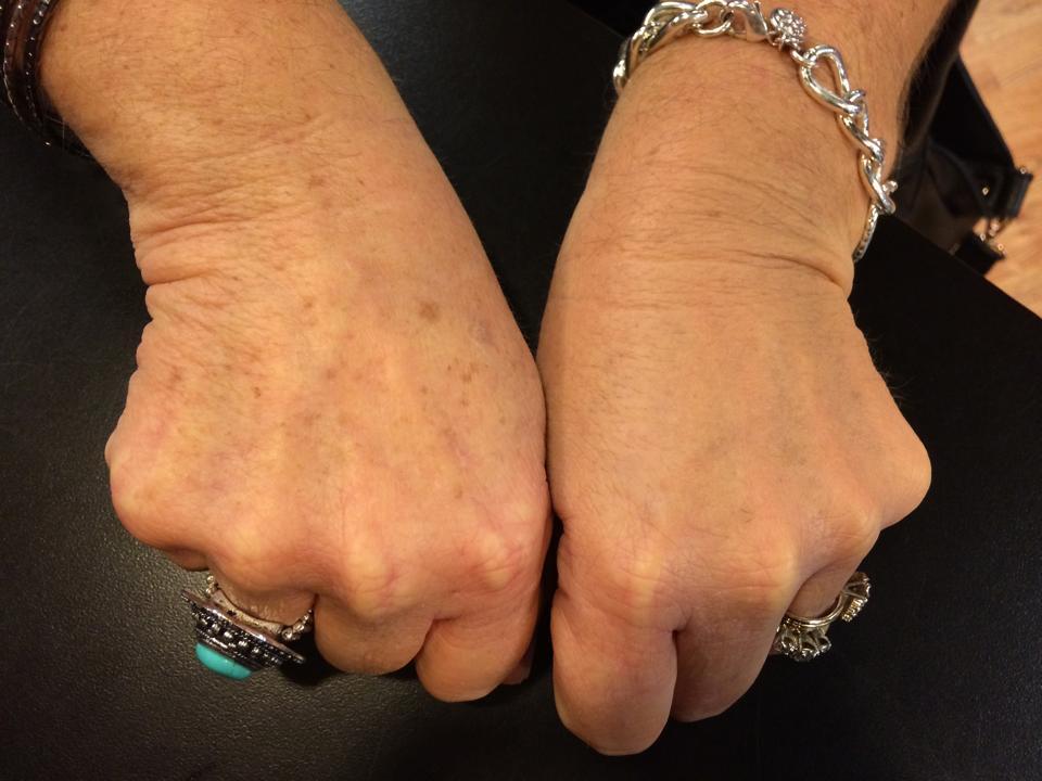 cc creme hands