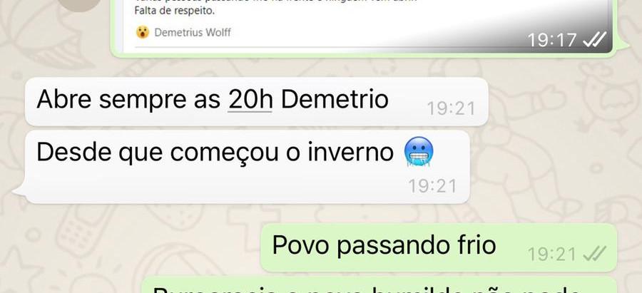 A DESSASISTÊNCIA SOCIAL DE GASPAR BEIRA AO CINISMO