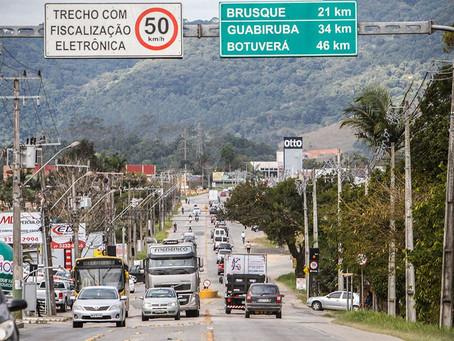 A PRESERVAÇÃO DA PICADA ENTRE GASPAR E BRUSQUE