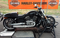 Harley-Davidson Truck Tour 2014