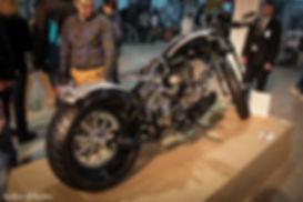 Мотозима - custom Harley-Davidson